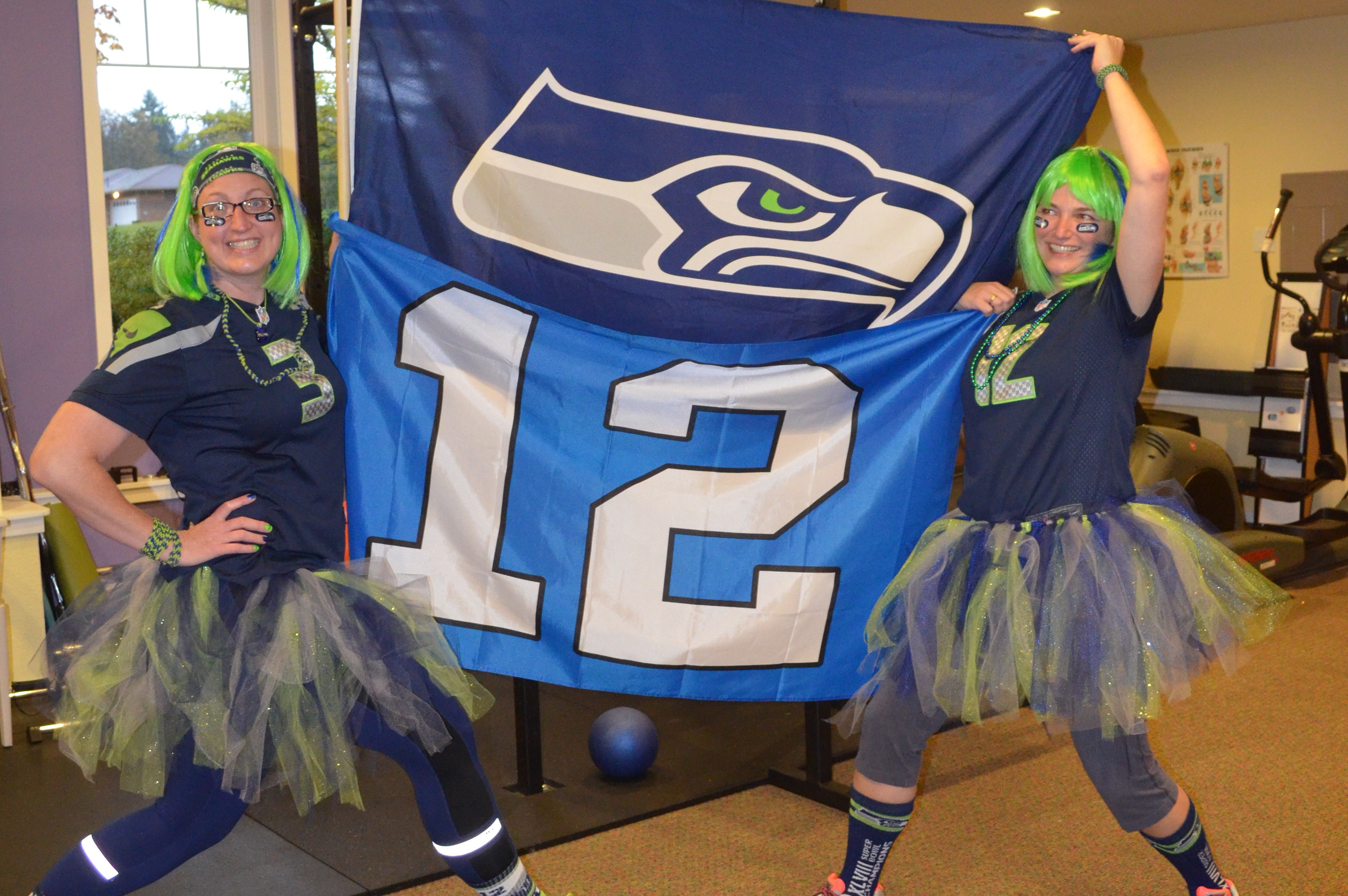 Gig harbor physical therapy - Go Hawks