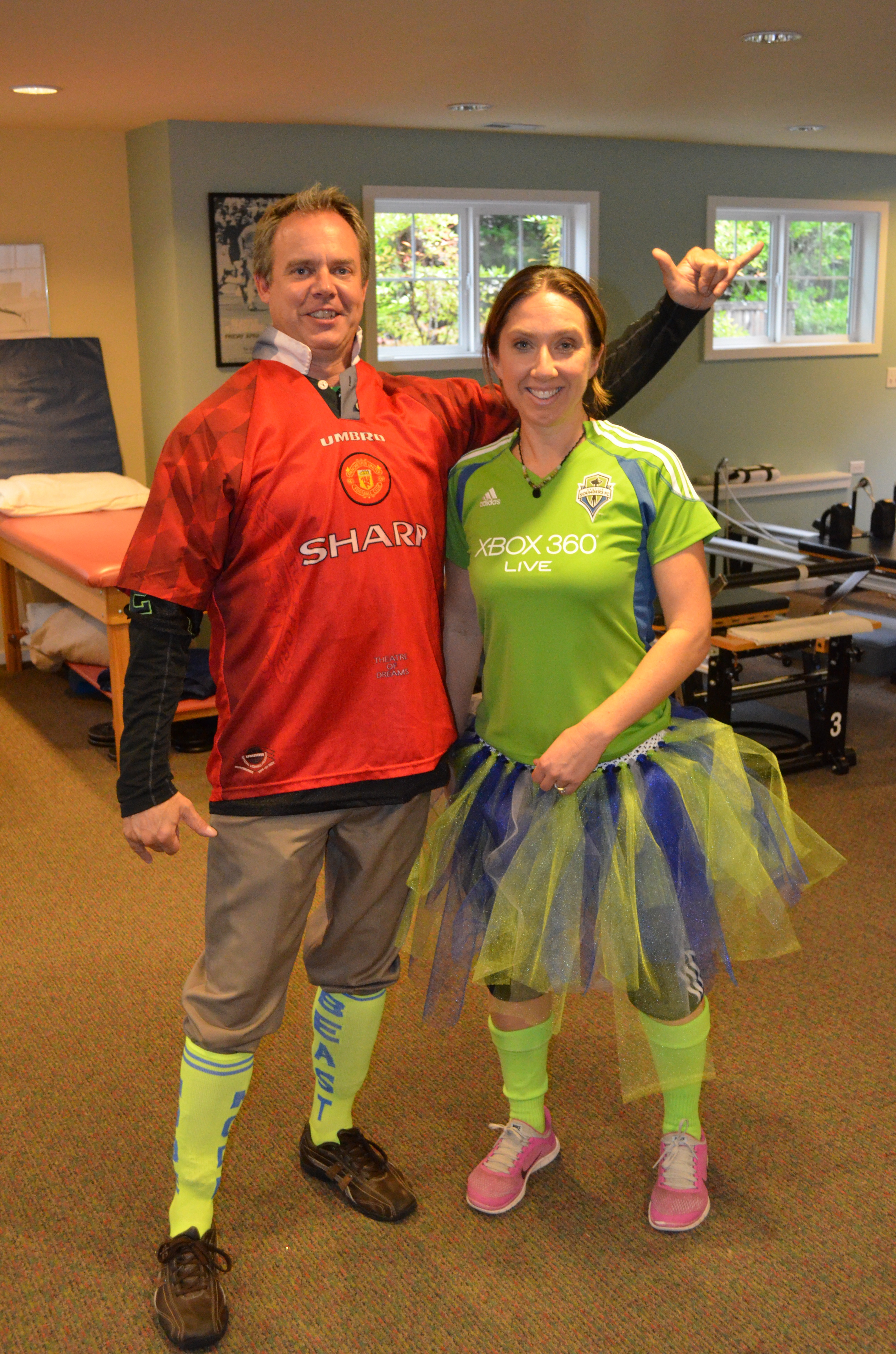 Gig harbor physical therapy - Here We Are Looking A Little Less Festive Grant Spangle Physical Therapy